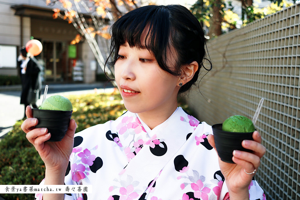 東京抹茶|壽々喜園 X ななや 浅草本店 。世界最濃抹茶冰淇淋