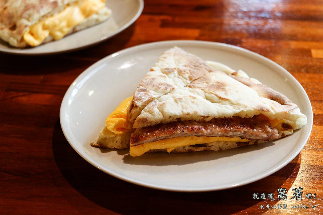 【複合式】台北大安-窩著。不限時咖啡廳,還有傳統大餅、抹茶甜點/捷運大安站
