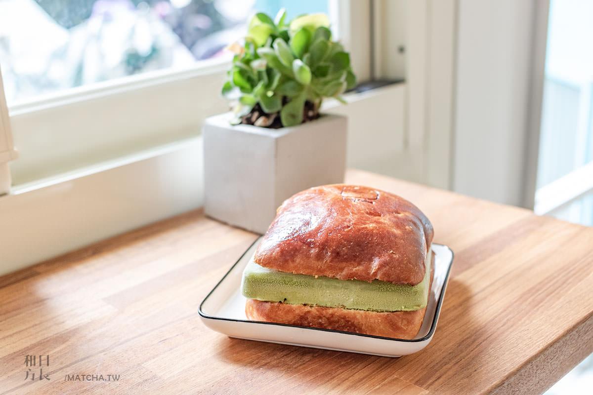 台北早午餐|和日方常。市政府站附近的方型可愛的手作漢堡