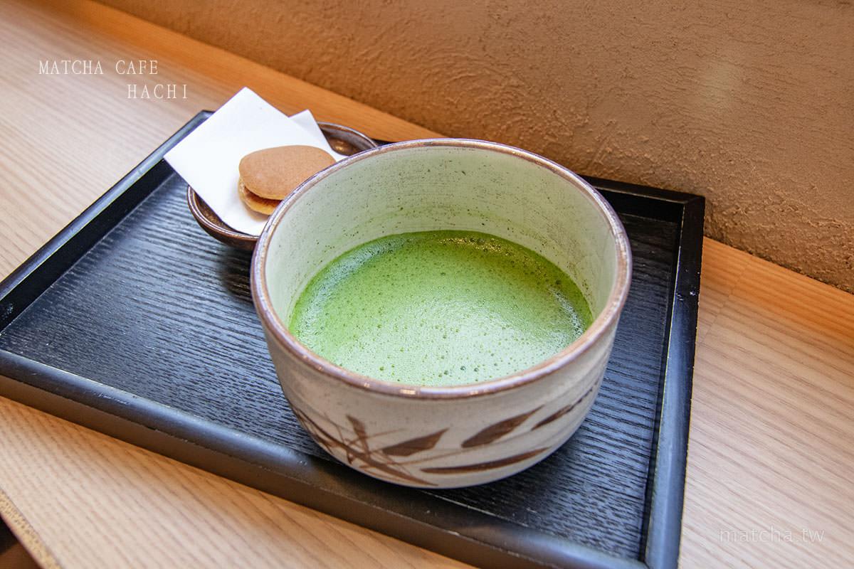 福岡抹茶|MATCHA CAFE HACHI。姪濱站附近的抹茶咖啡廳