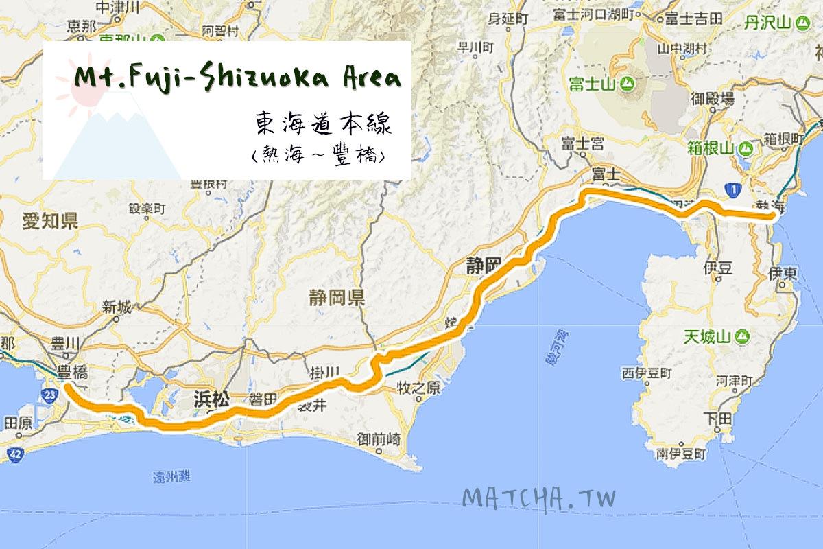 热海~丰桥(东海道本线)   伊豆,箱根,修缮寺地区 可利用之路线,巴士