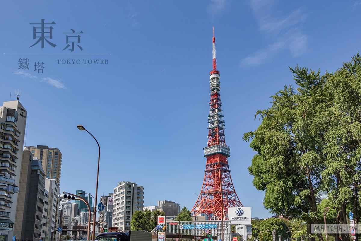 東京鐵塔|TOP DECK TOUR。登上鐵塔上層,一覽完全的東京都