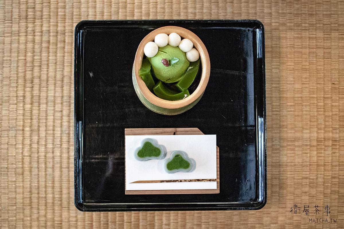台南抹茶|衛屋茶事。來一份日式的閑靜午後,享受一保堂陪伴的下午