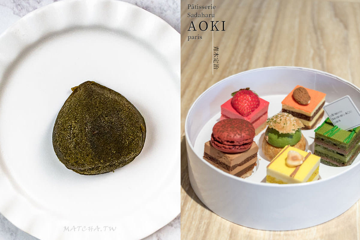 東京甜點|渋谷ヒカリエ 青木定治。季節限定的法式甜點