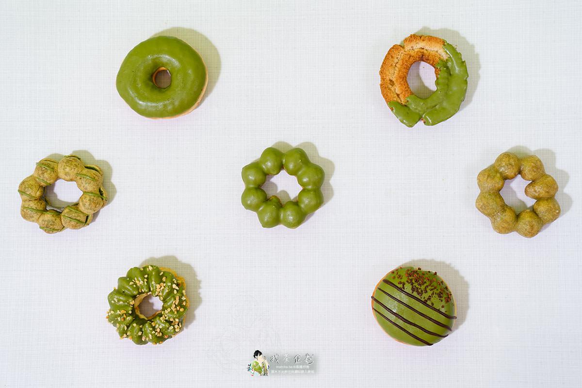 Mister Donut X 辻利茶舖 TSUJIRI|抹茶季隆重登場